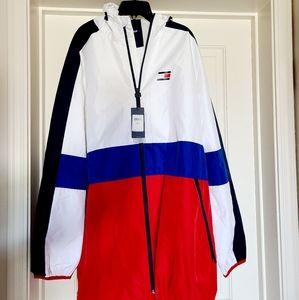 "🧥🇺🇲 NWT‼️ Tommy Hilfiger ""Sport"" Long Jacket"